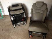 Sitze Peugeot 807