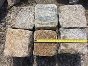 Neue Granit Pflastersteine 15 x