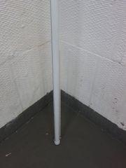 Gardinenstange weiß 2,