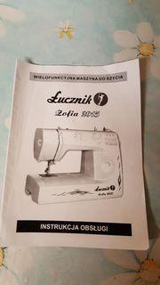 Lucznik Zofia 2015 Nähmaschine aus