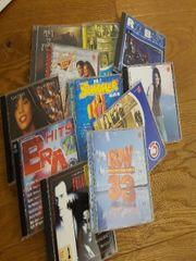 CDs - über 90 CDs
