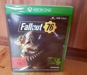 Fallout 76 Xbox One NEU