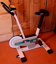 Heimtrainer - Trimrad an