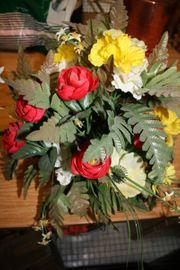 Blumen für Deko Vogelhaus Trödel