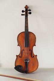 Violine von Gustav Wunderlich