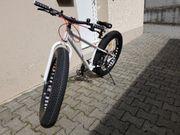 NEU Fahrrad Fatbike