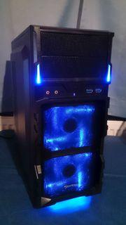 Gaming-PC, CPU: