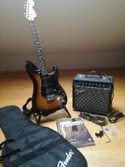 Fender E- Gitarren