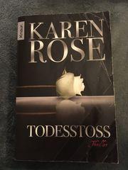 Karen Rose Todesstoß Thriller
