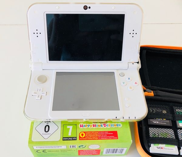 NEW Nintendo 3 DS XL - Special Edition \'Happy Home Designer\' in ...