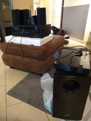 Onkyo Dolby Surround Anlage 5
