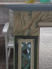 Großer Wandspiegel Atelierspiegel im Querformat -