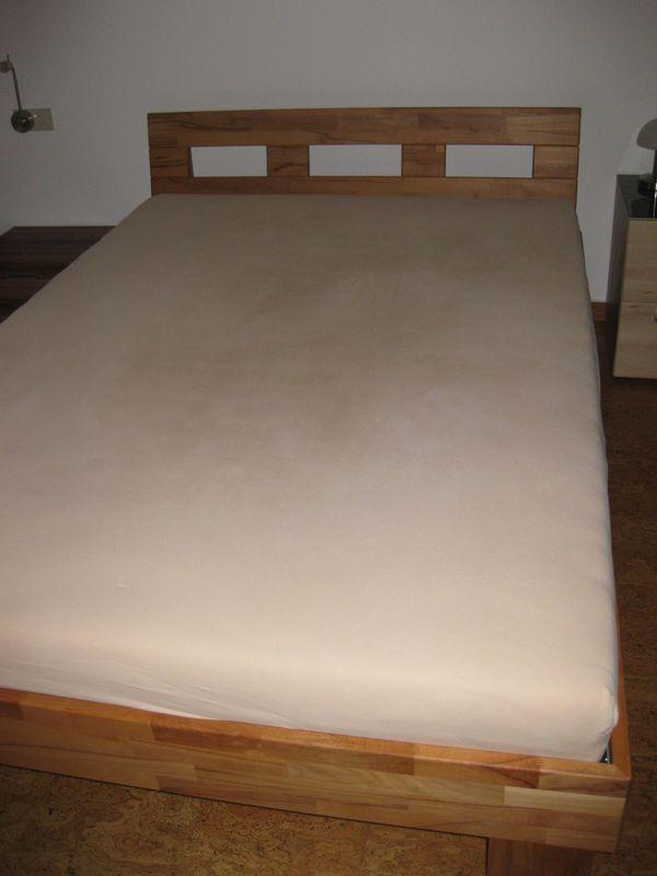 bett inklusive lattenrost matratze kauf gebraucht kaufen nur 3 st bis 70 g nstiger. Black Bedroom Furniture Sets. Home Design Ideas