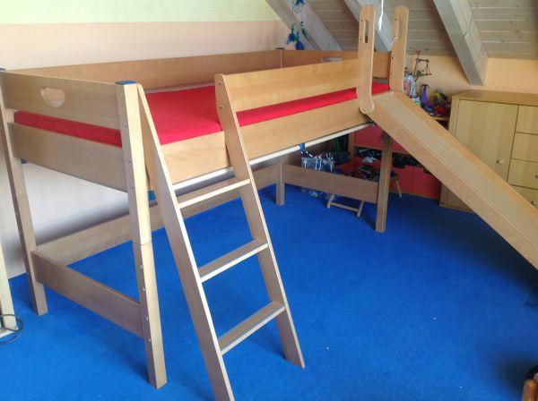hochbett leiter gebraucht kaufen nur 4 st bis 60 g nstiger. Black Bedroom Furniture Sets. Home Design Ideas