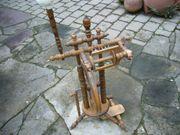 Verkaufe wunderschönes dekoratives Spinnrad