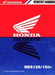 Werkstatthandbuch Honda NES