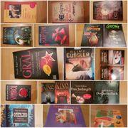 Bücher Buch verschiedene Genren Gu