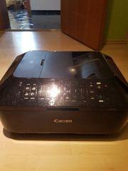 Defekter Canon MX725