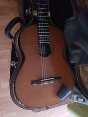 Klassische, akkustische Gitarre