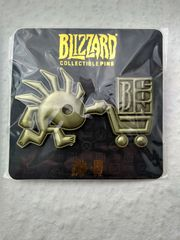 BLIZZARD 2017 Limited Goodie-Bag Pin