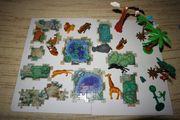 Chupa Chups Figuren Jungle Land