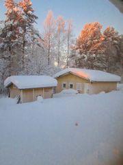 Urlaub in Lappland