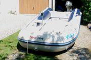 Schlauchboot Honda T40 mit Honda