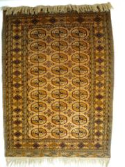 Orientteppich Tekke-Nomaden antik T084
