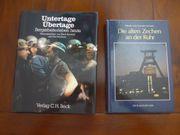 Bergbaubücher - sehr guter