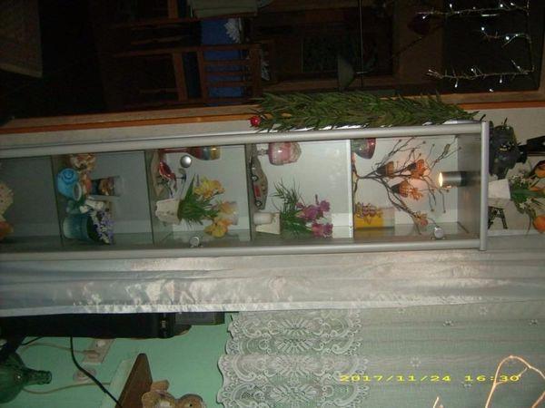glasvitrine hangen gebraucht kaufen nur 4 st bis 75 g nstiger. Black Bedroom Furniture Sets. Home Design Ideas