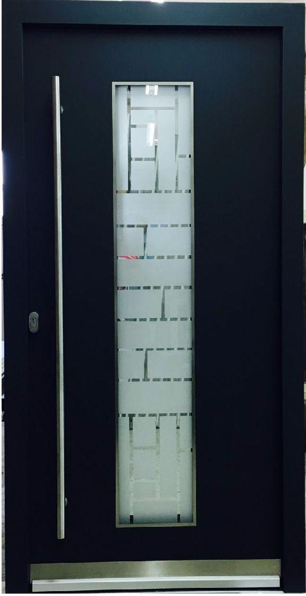 WeltHaus Haustüren WH75 Aluminium mit Kunststoff KL150 Köln Türen in ...