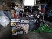 Schlagzeug Set Basix gewa percussion