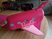 Barbie Flugzeug