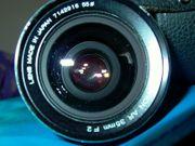LENS Konica HEXANON AR 35mm