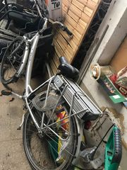 Silentforce Elektro Fahrrad