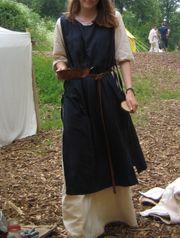 Mittelalter Gewandung Kleid