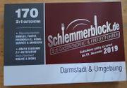 Schlemmerblock Nr 170 Darmstadt Umgebung