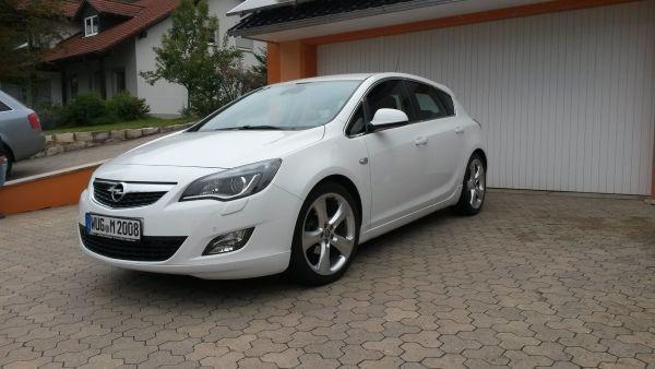 Opel Astra J » Opel Astra