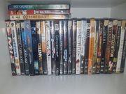 DVD Auflösung Sammlung Verschiedene Genre