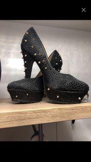 high heels gebraucht gr 38