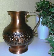 Vase 100 Kupfer