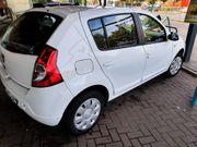 Dacia Sandero -LPG-Scheckheftgepflegt Erstzulassung 11