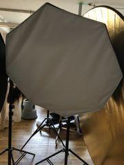 walimex fotostudio blitzanlage softbox schirm