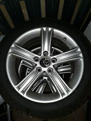 4 hochwertige BMW-Winter-Kompletträder Leichtmetall-Felgen