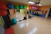 Gymnastikraum, Übungsraum, Tanzraum