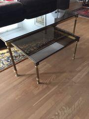 Couchtisch Glas Messing Haushalt Möbel Gebraucht Und Neu