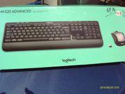 Tastatur ohne Kabel (