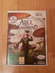 Disney Alice im Wunderland Wii-Spiel