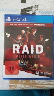 RAID- World War