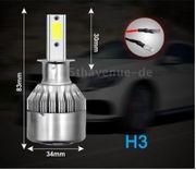1 Paar H3 LED Leuchten